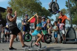 NYC Unicycle Festival